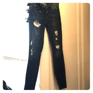 Guess Kate Skinny Jeans size 27